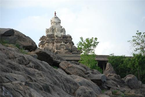 View of Panamalai Temple