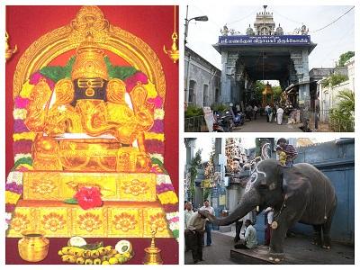 Pondy Manakula Vinayagar Temple