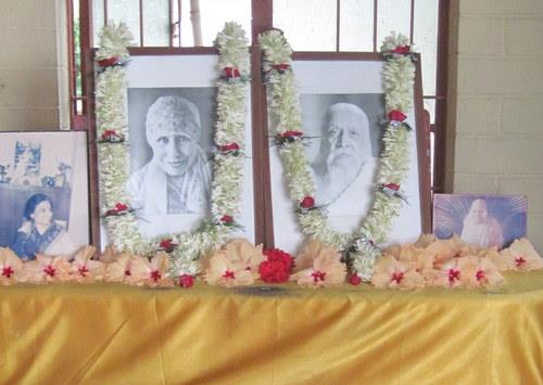Birthday Celebrations of Sri Aurobindo