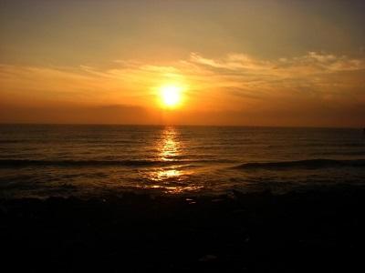 Pondicherry sun Rise