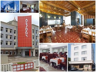 Puducherry 3 Star Hotels
