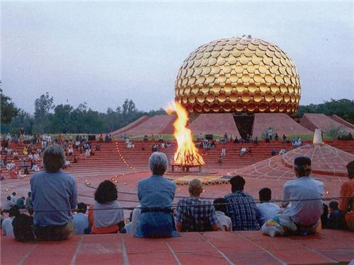 Auroville in Puducherry