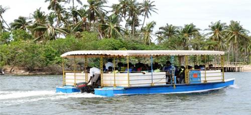 Enjoy Boat Rides at Ousteri Wetland and National Park in Puducherry