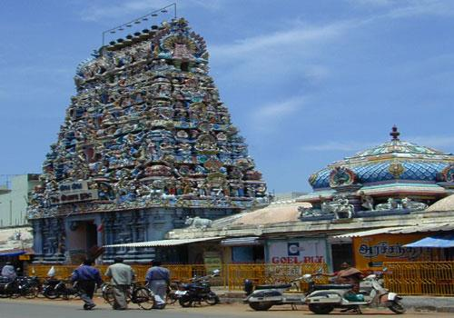 Darshan Tours in Puducherry