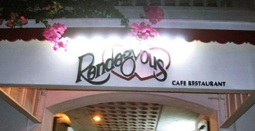 Pondy Rendezvous Cafe Restaurant