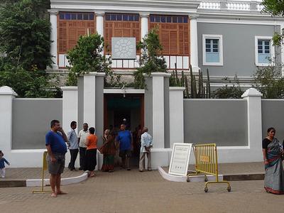 Aurobindo Ashram Pondy