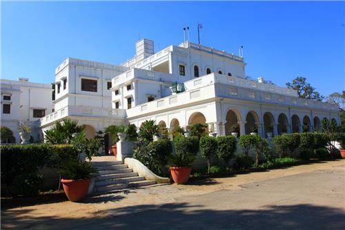 Beautiful Location of Baradari Heritage Hotel