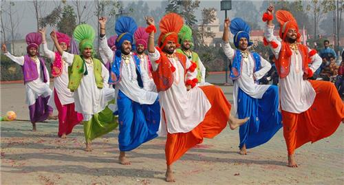 Dance Forms in Punjab