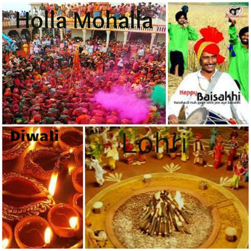 Festivals of Punjab