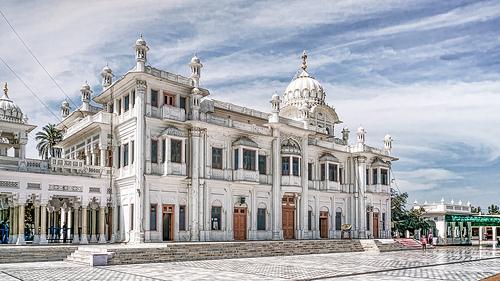 Gurudwara Ber Sahib In Punjab