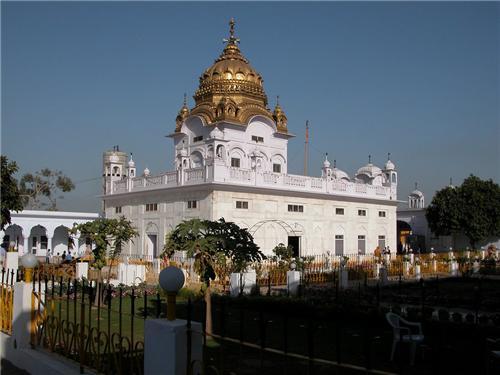 Gurdwara Dera Baba Nanak in Punjab
