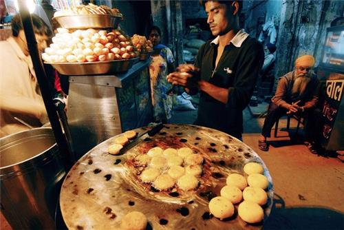 Whgere to find Street food in Punjab