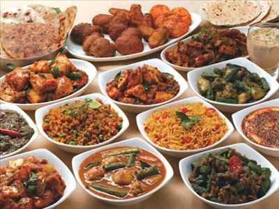 Food Varieties offered in Punjab