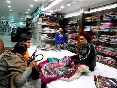 Shopping in Punjab