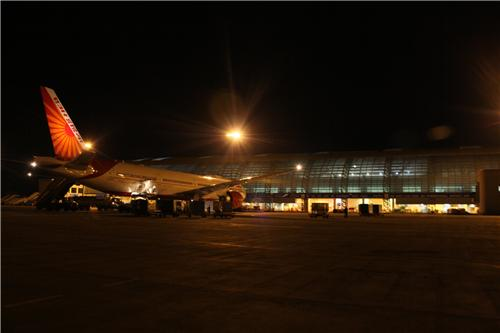 Sri Guru Ram Das Jee International Airport at Amritsar