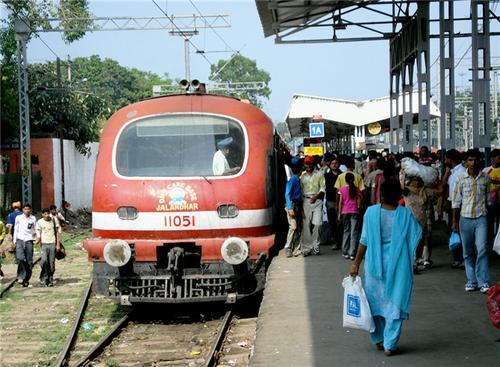 Amritsar Railway Junction