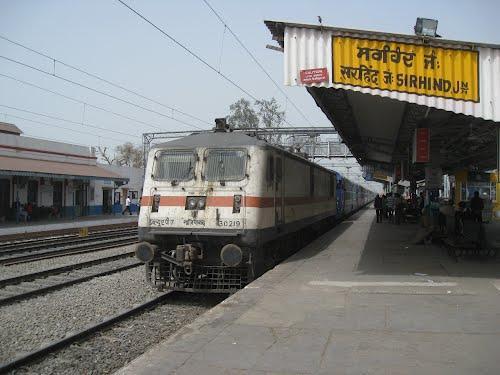 Sirhind Junction