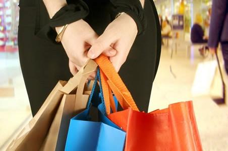 Shopping in Bagha Purana