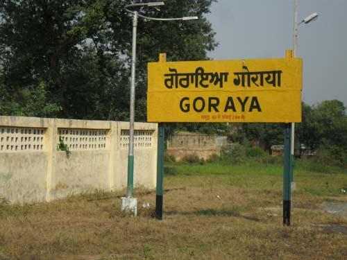 About Goraya