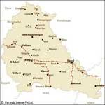 Pune Rail map