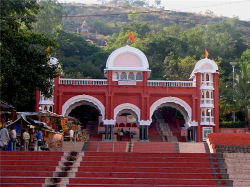 Chaturshringi Temple in Pune city