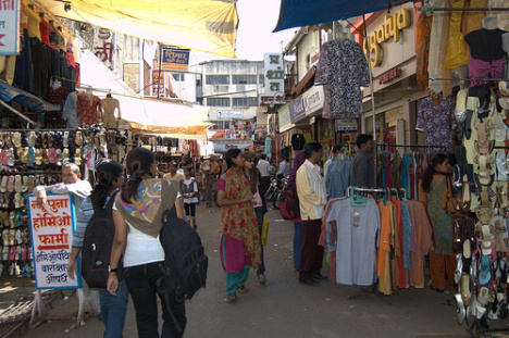 Markets for Shopping in Pune