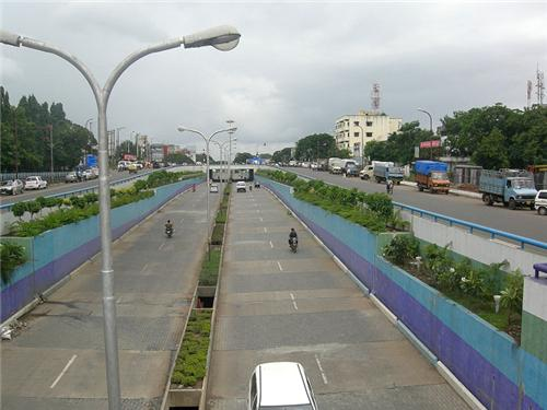 Pimpri Chinchwad area in Pune