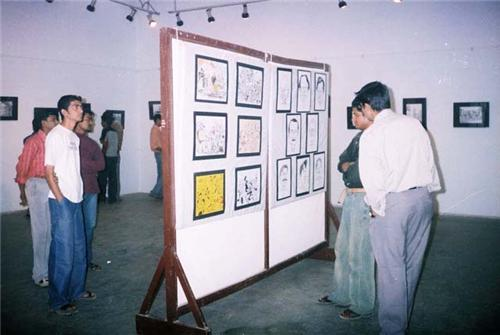 Art Exhinitions in Pune
