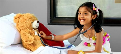 Child doctor in Pune