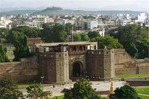 Visit Forts in Pune