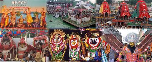 Festivals of Puri