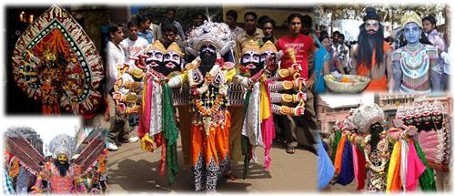 The Celebrations of Sahi Jatra