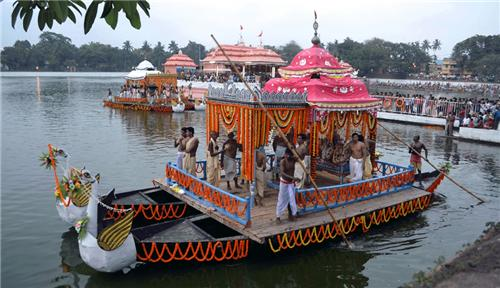 Chandana Yatra at Puri