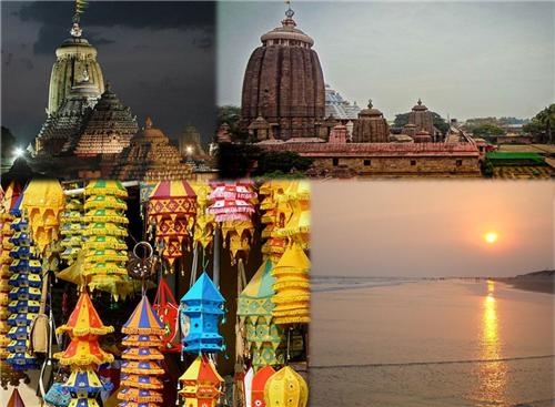 tourist spots of Puri