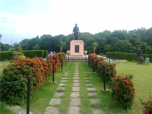 Indira Gandhi Memorial Botanical Garden Address