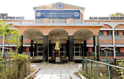 Hospitals in Raichur