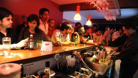 Bars & Pubs in Raipur
