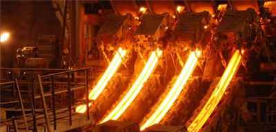 Steel factories in Raipur