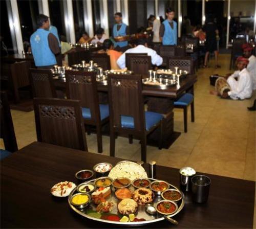 Food joints in Raipur