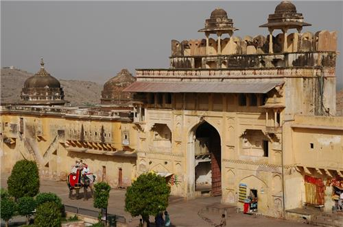 Amber Fort and Palace Jaipur
