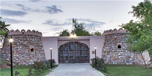 Luxury accommodation in Rajasthan