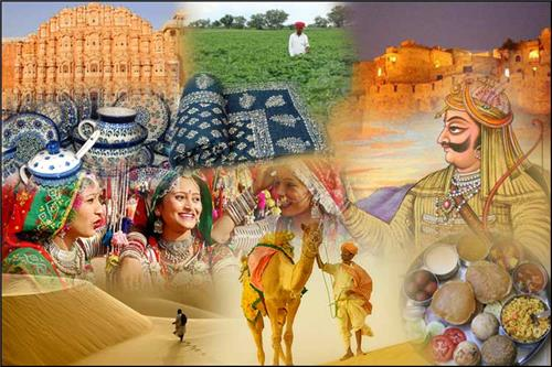 Profile of Rajasthan
