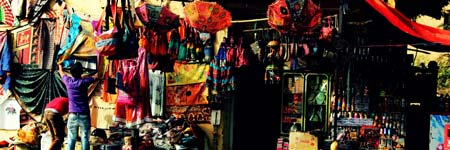 Sadar Bazaar, Jaisalmer