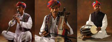 Instruments used in Rajasthani Folk Music