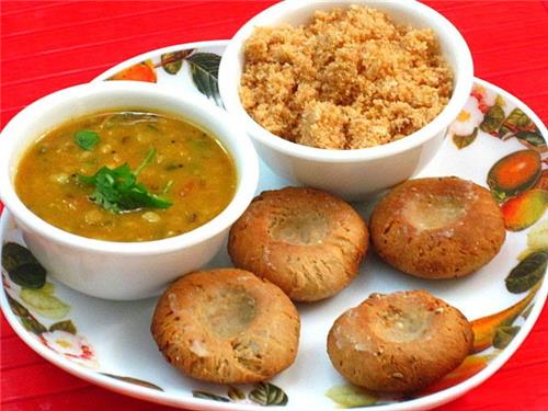 Delicacies of Rajasthan