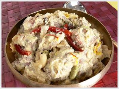Non-veg Cuisine of Rajasthan
