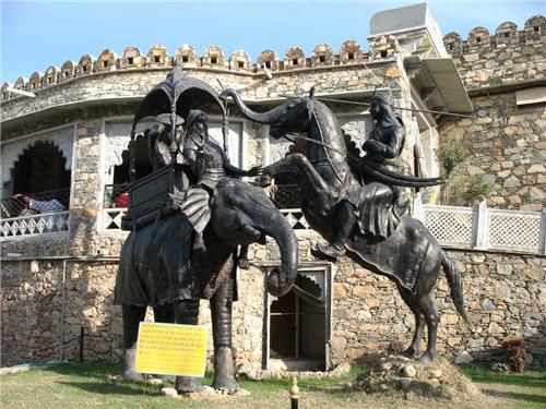 Halidaghati Museum in Udaipur