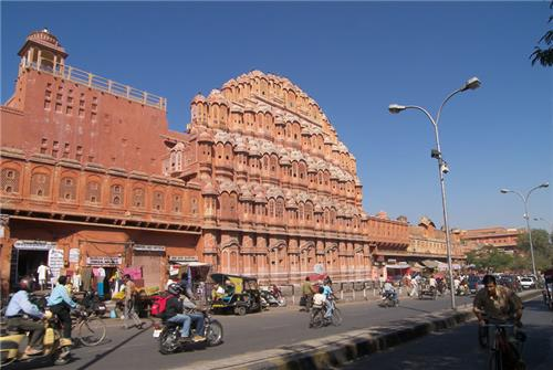 Bazaars of Jaipur