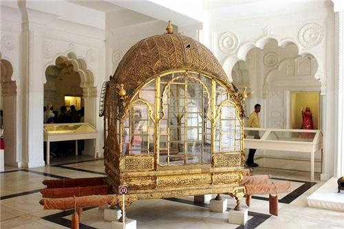 Mehrangarh Fort Museum