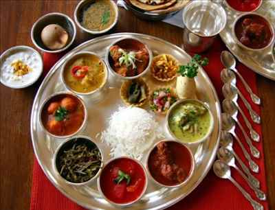 cuisine of rajashan